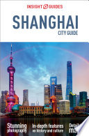 Insight Guides City Guide Shanghai