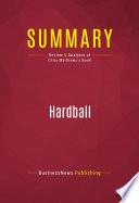 Summary  Hardball