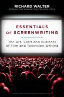 The Art Of Screenplays [Pdf/ePub] eBook
