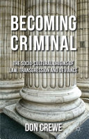 Becoming Criminal Pdf/ePub eBook