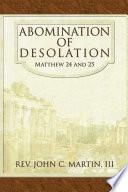Abomination of Desolation