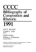 CCCC Bibliography of Composition and Rhetoric 1991