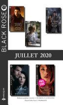 Pack mensuel Black Rose : 11 romans (Juillet 2020) Pdf/ePub eBook