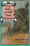 True Tales of Old time Kansas