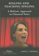 Singing and Teaching Singing Book PDF