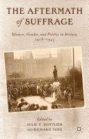 The Aftermath of Suffrage [Pdf/ePub] eBook
