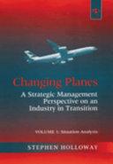 Changing Planes: Situation analysis