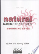 Natural Maths Strategies