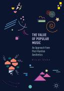 The Value of Popular Music Pdf/ePub eBook
