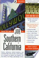How to Get a Job in Southern California