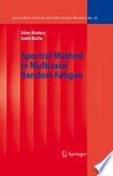 Spectral Method in Multiaxial Random Fatigue