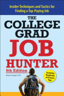 College Grad Job Hunter