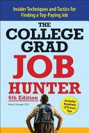 College Grad Job Hunter