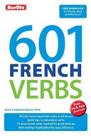 601 French Verbs