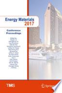 Energy Materials 2017 Book