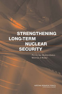 Strengthening Long-Term Nuclear Security Pdf/ePub eBook