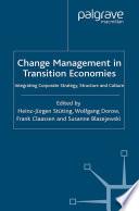 Change Management In Transition Economies