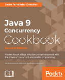 Java 9 Concurrency Cookbook