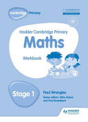 Books - Hodder Cam Primary Maths Wb Stage 1 | ISBN 9781471884566