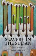 Slavery in the Sudan Pdf