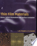 Thin Film Materials Book