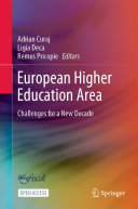 European Higher Education Area  Challenges for a New Decade