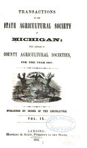 Pdf Transactions of the State Agricultural Society, with Reports of County Agricultural Societies