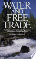 Water And Free Trade Book