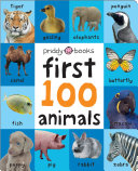 First 100 Animals Padded  large