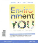 The Environment and You  Books a la Carte Edition