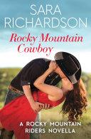 Rocky Mountain Cowboy Pdf