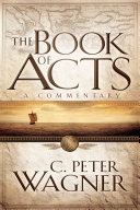 The Book of Acts Pdf/ePub eBook