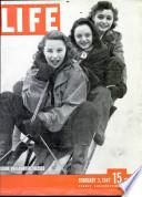 3 фев 1947