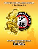 Shaolin Martial Arts Canada  Basic Training Guide