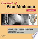 """Essentials of Pain Medicine E-book"" by Honorio Benzon, Srinivasa N. Raja, Scott E. Fishman, Spencer S Liu, Steven P Cohen"