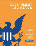 New Mypoliscilab with Pearson Etext    Standalone Access Card    For Government in America  People  Politics  and Policy  2012 Election Edition Book