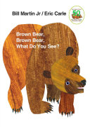 Brown Bear, Brown Bear, What Do You See? banner backdrop