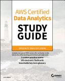 AWS Certified Data Analytics Study Guide [Pdf/ePub] eBook
