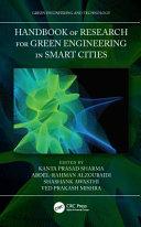 Handbook of Research for Green Engineering in Smart Cities