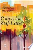 Counselor Self Care Book PDF