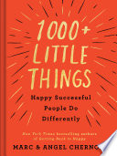 link to 1000+ little things happy successful people do differently in the TCC library catalog