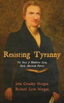 Resisting Tyranny Pdf/ePub eBook