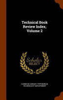 Technical Book Review Index