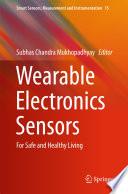 Wearable Electronics Sensors Book
