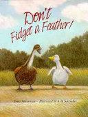 Don t Fidget a Feather  Book