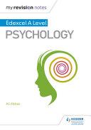 My Revision Notes  Edexcel A level Psychology