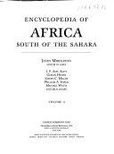Encyclopedia Of Africa South Of The Sahara