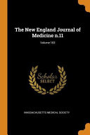 The New England Journal of Medicine N 11