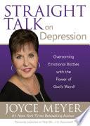 Straight Talk on Depression