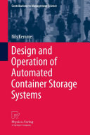 Design and Operation of Automated Container Storage Systems Pdf/ePub eBook